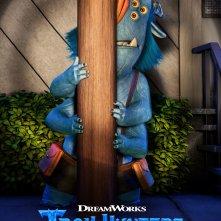 Trollhunters: un poster per la prima stagione