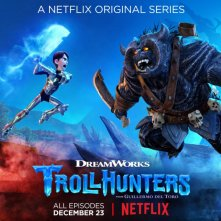 Trollhunters: un'immagine promozionale per la prima stagione