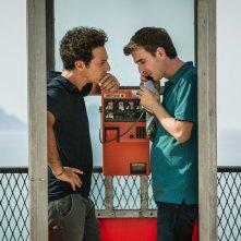 L'ora legale: Ficarra e Picone in una cabina telefonica