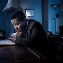 A United Kingdom - L'amore che ha cambiato la storia: David Oyelowo in una scena del film