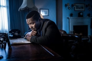 A United Kingdom - L'amore che ha cambiato la storia: David Oyelowo in una scena del film