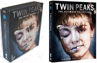 Le due edizioni di Twin Peaks