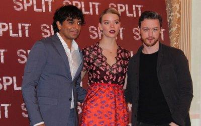 M. Night Shyamalan e James McAvoy presentano Split - Il secondo atto di una trilogia?