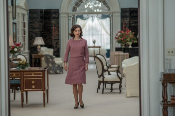Jackie: Natalie Portman in una scena del film