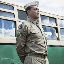 La battaglia di Hacksaw Ridge: Vince Vaughn in una scena del film
