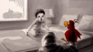 Life, Animated: un'immagine animata tratta dal documentario