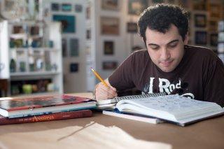 Life, Animated: un momento del documentario