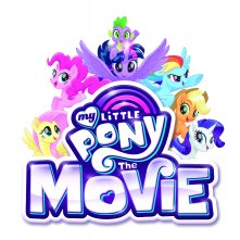 My Little Pony: il logo del film