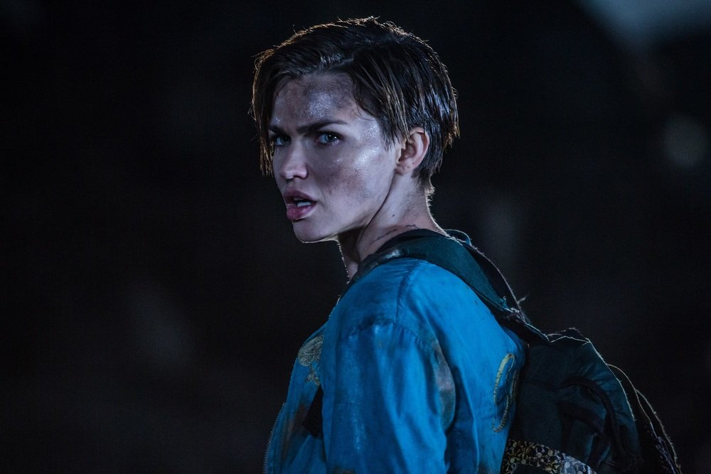 Resident Evil   The Final Chapter Ruby Rose