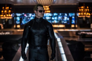 Resident Evil - The Final Chapter: Shawn Roberts in una scena del film