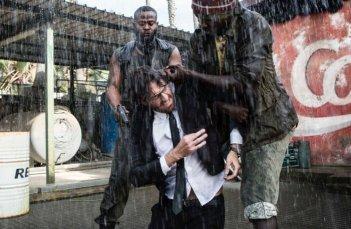 Smetto quando voglio - Masterclass: Giampaolo Morelli in una scena del film