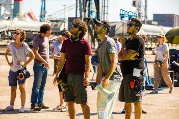 Smetto quando voglio - Masterclass: Sydney Sibilia sul set del film