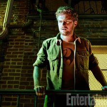 The Defenders: Finn Jones in una foto della serie