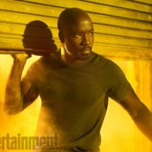 The Defenders: Mike Colter in una foto promozionale