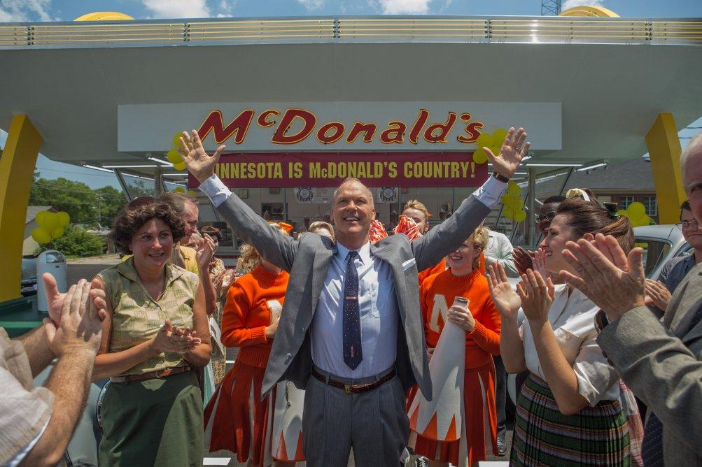 The Founder: la prima foto ufficiale di Michael Keaton