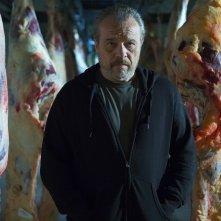 Il permesso - 48 ore fuori: Claudio Amendola in un'immagine tratta dal film