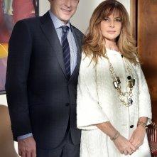 Il bello delle donne: Salvatore Lazzaro accanto a Giuliana De Sio