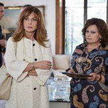 Il bello delle donne: le attrici Giuliana De Sio e Angela Luce
