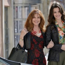Il bello delle donne: una foto delle attrici Giuliana De Sio e Aurore Erguy