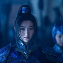 The Great Wall: Tian Jing in una scena del film