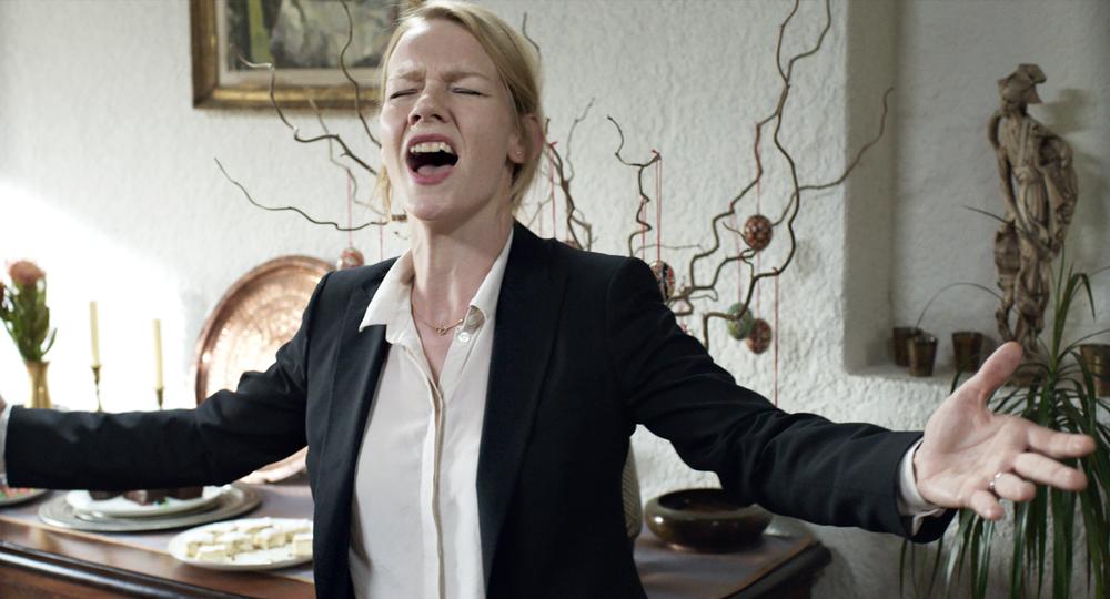 Vi presento Toni Erdmann: Sandra Hüller in un'immagine del film