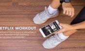Netflix, il workout da divano per tornare in forma dopo le Feste