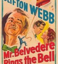 Locandina di Mr. Belvedere suona la campana