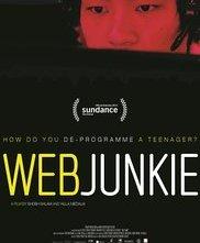 Locandina di Web Junkie