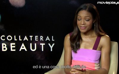 Collateral Beauty: Video intervista a Naomie Harris