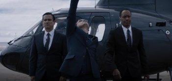 Sherlock 4: Andrew Scott in una scena di The Final Problem