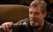 Star Wars: Mark Hamill si ricongiunge alla sua spada laser originale