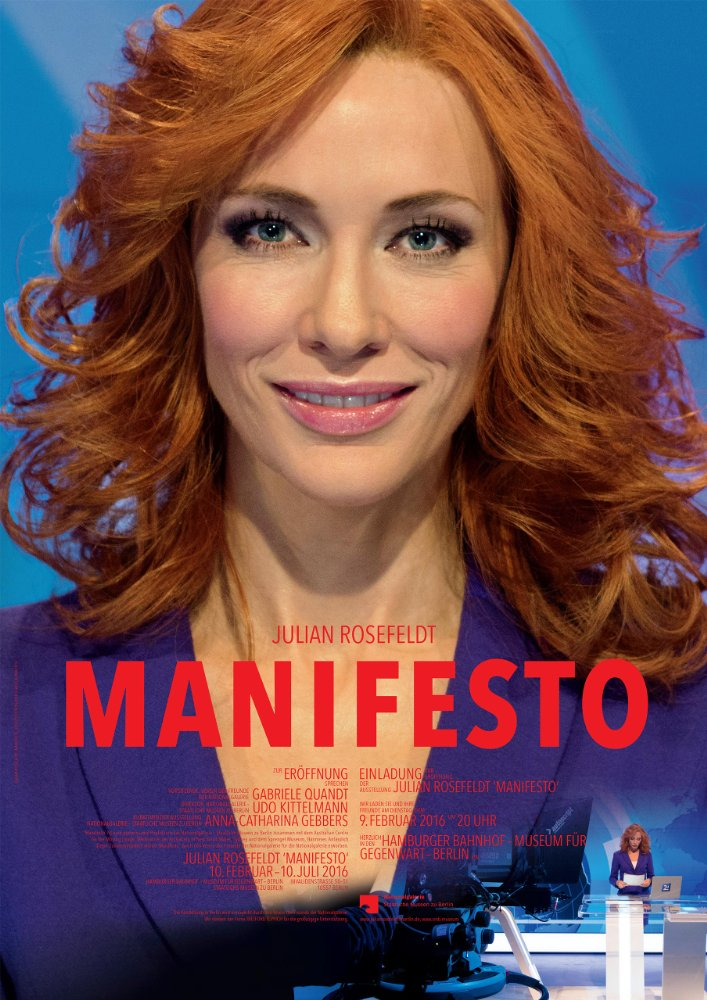 Locandina di Manifesto