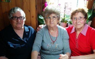 Funne: le calendar girls del Trentino in missione balneare