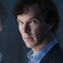 Sherlock: l'attore Benedict Cumberbatch in The Final Problem