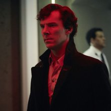 Sherlock: il protagonista Benedict Cumberbatch in The Final Problem