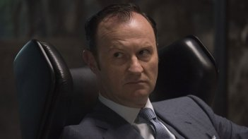 Sherlock: l'attore Mark Gatiss in The Final Problem