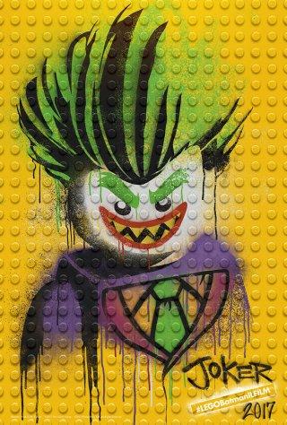 LEGO Batman: Il Film - Il character poster del Joker