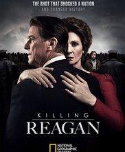 Locandina di Killing Reagan