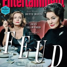 Feud: la copertina di Entertainment Weekly