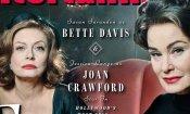 Jessica Lange e Susan Sarandon come Bette Davis e Joan Crawford nella prima immagine di Feud