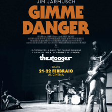 Locandina di Gimme Danger