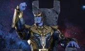 """Avengers: Infinity War - Josh Brolin svela il suo """"lato alieno"""" in una foto"""