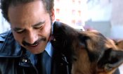 """Qua la zampa!, lo scrittore replica alle accuse: """"Nessun cane è stato messo in pericolo"""""""