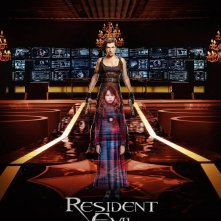 Resident Evil: The Final Chapter - un manifesto del film
