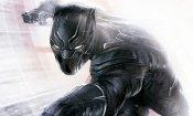 Black Panther: una foto dal set svela il nuovo logo del film?