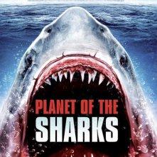 Locandina di Planet of the Sharks