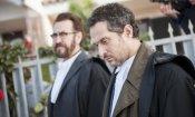 Rimetti a noi i nostri debiti: visita sul set del film con Claudio Santamaria e Marco Giallini
