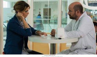 Mamma o papà?, Paola Cortellesi e Antonio Albanese in un momento del film