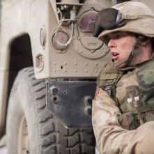 Sand Castle: una foto dell'attore Nicholas Hoult
