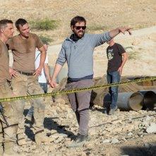 Sand Castle: Fernando Coimbra dà delle indicazioni sul set